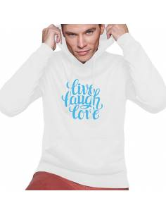 More about Sudaderas Capucha Live Laugh Love