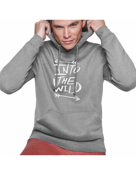 Sudaderas Capucha Into The Wild