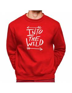 More about Sudaderas Cuello Redondo Into The Wild