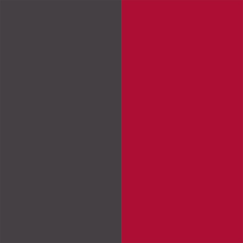 Rojo chili - Gris
