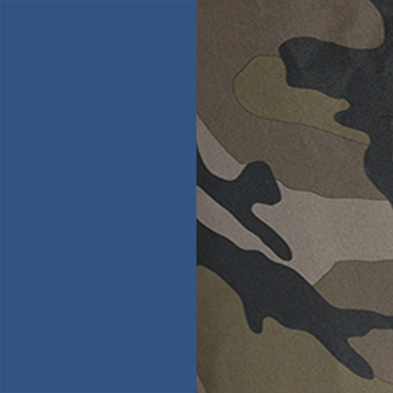 Camo - Azul royal