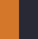 French marino - Naranja neon