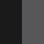 Negro - Plomo oscuro