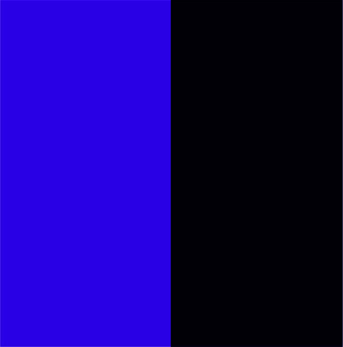 Amarillo fluor - Negro vigoré